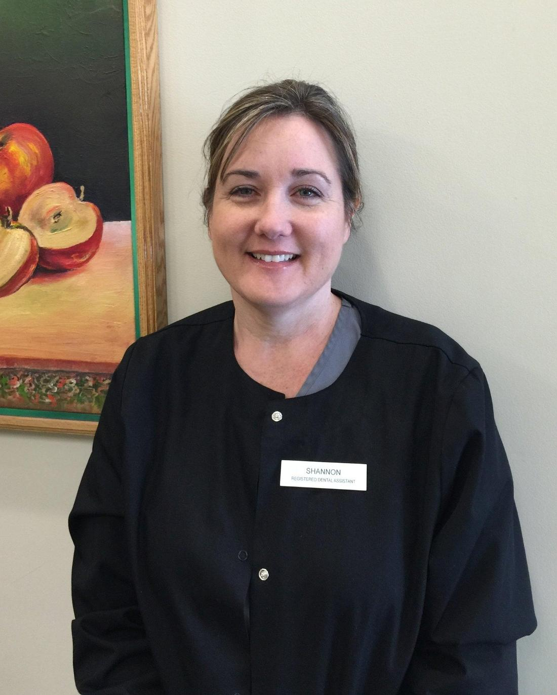 Shannon, Registered Dental Assistant at South Chico Dental Care in 95928