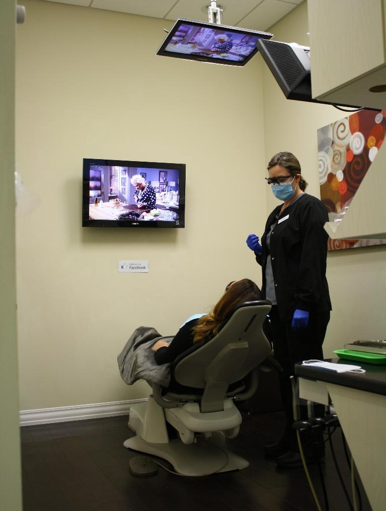 The Operatory Room at of South Chico Dental Care in Chico, California